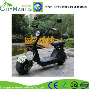1000W Harley Electric Bike 18*9.5 Tire Mountain Electric Scooter pictures & photos