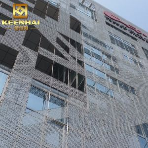 Aluminum Pefrorated Exterior Paneling pictures & photos