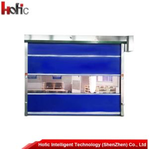Automatic High Speed Rapid Roller Shutter Door pictures & photos