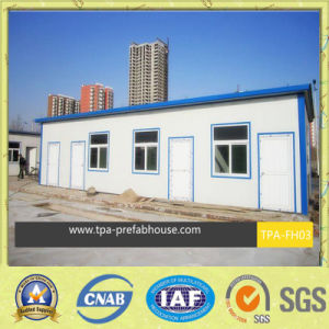 Prefabricated House for Temporary Office pictures & photos