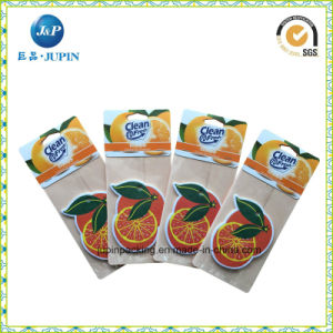 Popular Hanging Paper Card Air Freshener /Scented Paper /Perfume Paper (JP-AR048) pictures & photos