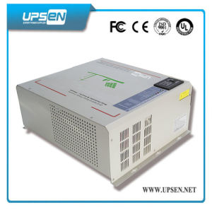 Solar Hybrid Inverter with MPPT Solar Charge Controller pictures & photos