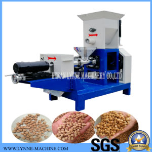 China Factory Manufacturer of Puffing Pellet Feed Extruder for Pet/Dog/Fish pictures & photos