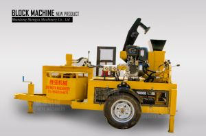 M7mi Hydraulic Interlocking Brick Machine Best Selling in South Africa pictures & photos