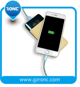 Quick Charge 3.0 Power Bank 10000mAh with Double USB Port pictures & photos