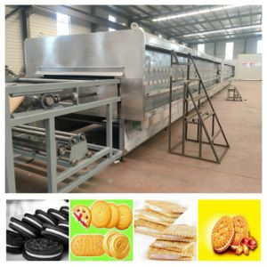 Full Automatic Hard/Soft Biscuit Making Machine pictures & photos