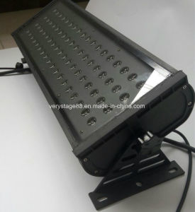 Outdoor IP65 Waterproof 72*3W LED RGB LED Flood Wall Wash Light pictures & photos