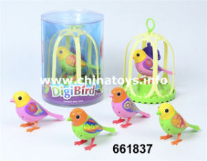 Singing Solo Bird Toy with Music (661837) pictures & photos