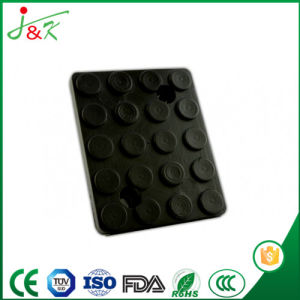 SGS High Quality Rubber Lift Pad Mat for Jab-Becker pictures & photos