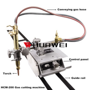 Hcm-200 Huawei Portable Flame Cutting Machine pictures & photos