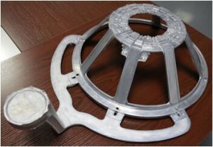 Aluminum Alloy Speaker Parts Die Casting