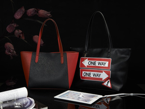 Wholesale PU Leather Tote Bag Ladies Hand Bag 2016 pictures & photos