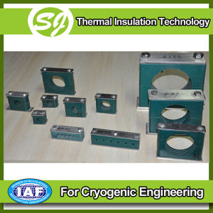-196 Degree Cryogenic Pipe Hold Clamp with Competitive Price