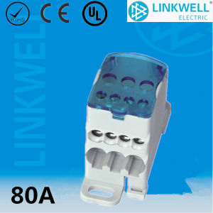 2016 Hot Selling New Distribution Terminal Blocks (LK-80A) pictures & photos