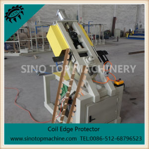 Rotary Notching Machine to Make Paper Edgeboard pictures & photos
