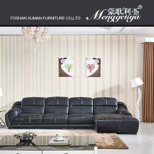 Top Grain Leather Classic Sofa (815#)