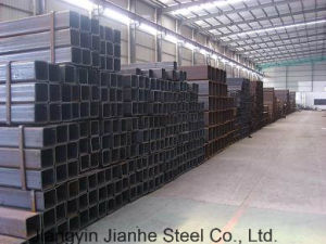 Cold/Hot Finished Steel Rectangular /Square Tubes pictures & photos