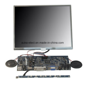 "10"" TFT LCD Screen with HDMI/VGA/AV Input for Industrial Module pictures & photos"