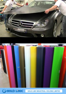 Self Adhesive PVC Car Sticker pictures & photos