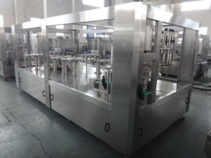 Automatic Liquid Filling Machinery on Hot Sale pictures & photos