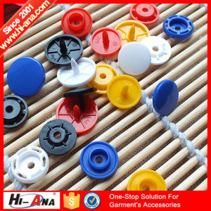 Hot Products Custom Design Various Colors Hidden Snap Button pictures & photos
