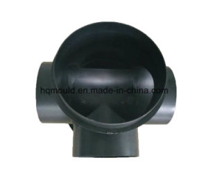 Plastic Pipe Fitting Injection Mould for Inspection Chamber pictures & photos