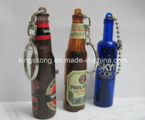Beer Bottle Shaped LED Projector Torch pictures & photos