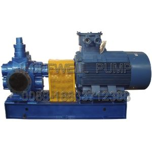 CE Approved KCB1800 Heavy Oil Gear Pump pictures & photos