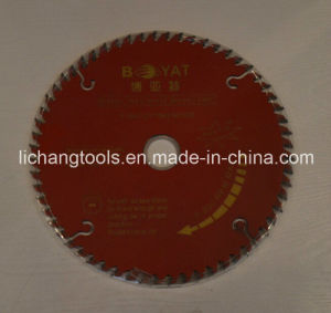 Tct Circular Saw Blade for Plastic and Aluminum pictures & photos