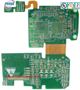 Rigid Flex PCB Top Flexible Circuit Board pictures & photos