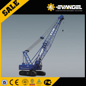 Low Price Hoisting Machinery of 70ton Crawler Crane Quy75 pictures & photos