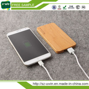 New Design Wooden Power Bank 4000mAh pictures & photos