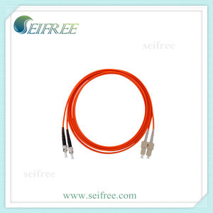 Wholesale Sc Fiber Optic Patch Cord Cable pictures & photos