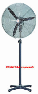"26"" Industrial Pedestail Fan/ Stand Fan with CE/GS/SAA Approvals pictures & photos"