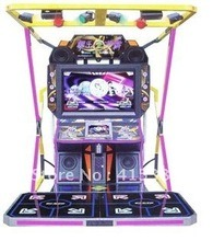 New Product Dancing Game Machine Playground Equipment (MT-2012) pictures & photos
