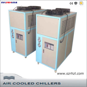 Plastic Air Cooled Industrial Water Chiller with Competitive Price pictures & photos