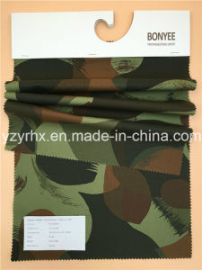 Finished Fabric 100% Cotton Canvas Camouflage Fabric pictures & photos