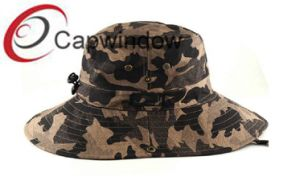 Military Cotton Promotional Leisure Fisherman Bucket Hat pictures & photos