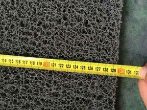 PVC Coil Car Floor Mat/PVC Wire Ring Mat pictures & photos