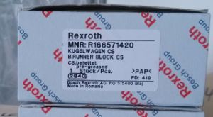 Rexroth Runner Block R166571420 Linear Guide Linear Slide Block pictures & photos