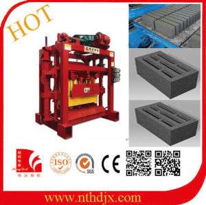 China Manufacturer for Automatic Brick Block Making Machine pictures & photos
