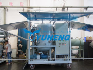 Insulating Used Transformer Oil Filter Equipment on Hot Sale Zja pictures & photos
