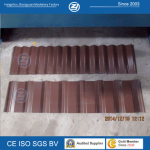 Roof Panel Corrugated Forming Double Deck Machine pictures & photos