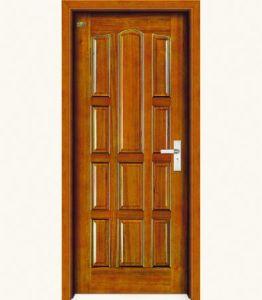 Solid Wood Door, PVC Door, MDF Door Design pictures & photos
