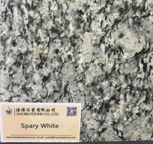 spray White Granite Polished pictures & photos