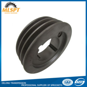 OEM Machinery High Efficiency Transmission Cast Iron V Belt Pulley pictures & photos