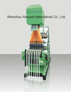 Jacquard Needle Loom Machine for Fancy Yarn & Lace pictures & photos