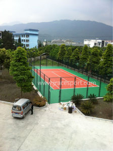Superior Abrasion Resistance Tennis Court Spu Coating pictures & photos