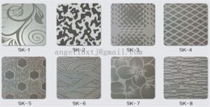 Factory Manufacturer 304 Stainless Steel Decorative Sheet Price with Different Color and Finish pictures & photos