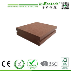 Eco-Friendly Anti-Aging Water Proof Solid Composite Outdoor WPC Decking pictures & photos